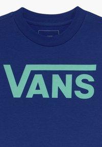 Vans - Print T-shirt - solidate blue - 3