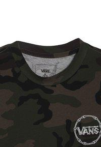 Vans - SKELISKATE BOYS - Long sleeved top - dark green - 4