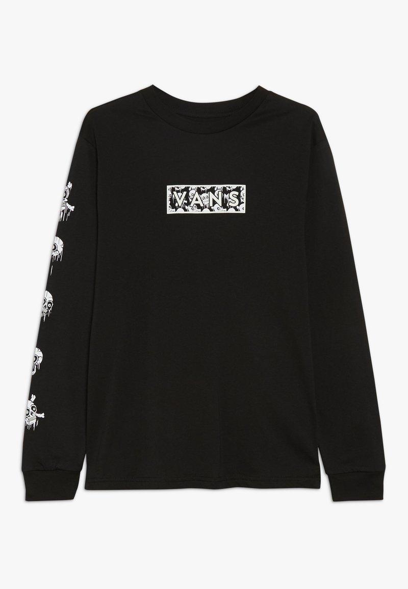 Vans - THEM BONES BOYS - Långärmad tröja - black