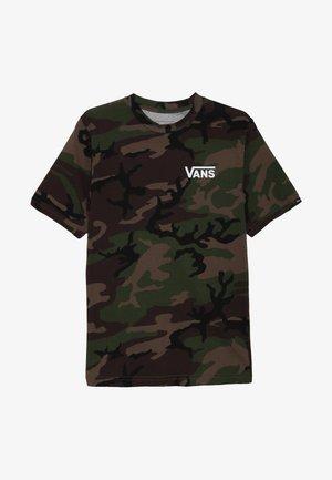 CLASSIC BOYS - T-shirt med print - dark green