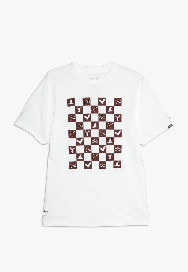 HARRY POTTER ICONS BOYS - Camiseta estampada - white