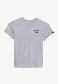 Vans - HARRY POTTER CREST KIDS - T-shirt imprimé - athletic heather - 0