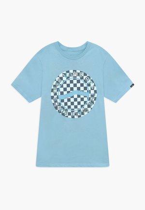 AUTISM AWARENESS BOYS - T-shirt med print - dream blue