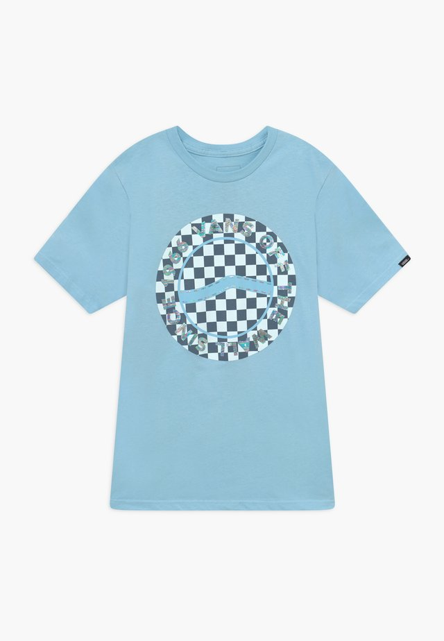 AUTISM AWARENESS BOYS - T-shirt med print - dream blue