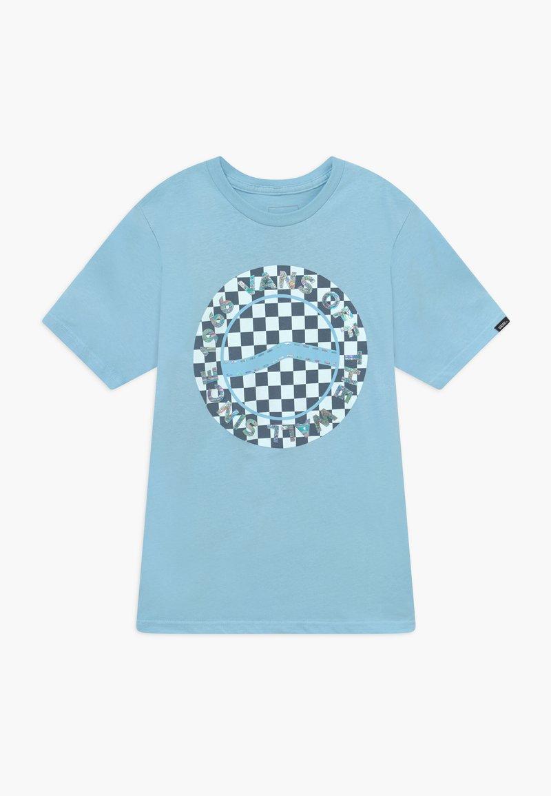 Vans - AUTISM AWARENESS BOYS - T-shirt con stampa - dream blue