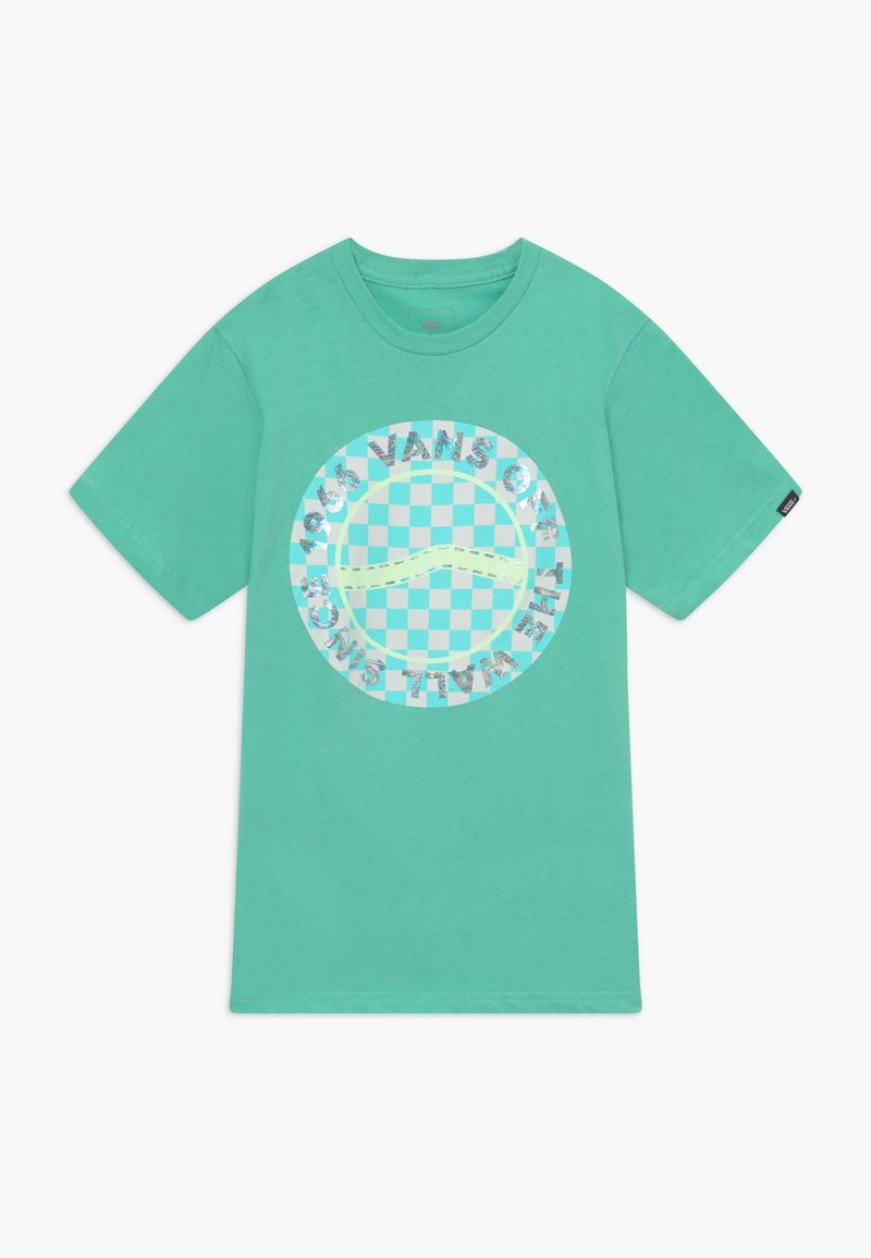 Vans - AUTISM AWARENESS BOYS - T-shirt z nadrukiem - dusty jade green