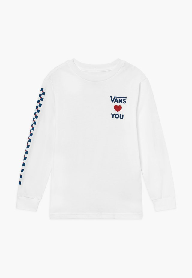 AUTISM AWARENESS KIDS - Longsleeve - white