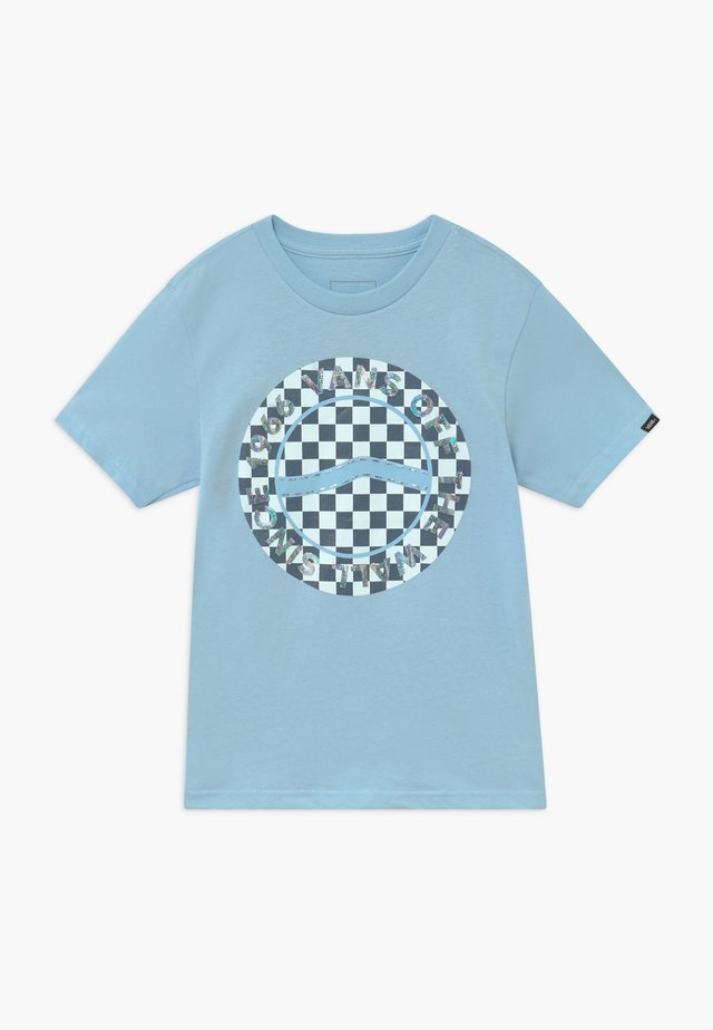 AUTISM AWARENESS KIDS - T-shirt print - dream blue