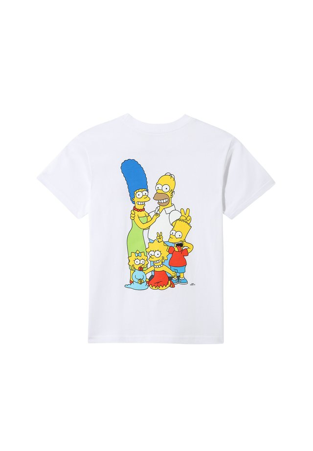 T-shirt z nadrukiem - (the simpsons) family
