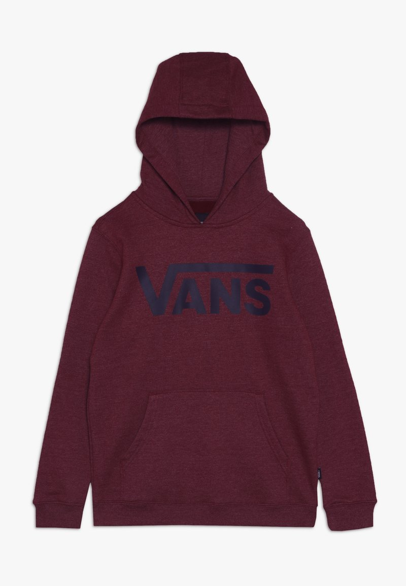 Vans - CLASSIC BOYS - Hoodie - biking red heather