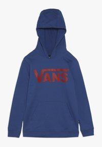 Vans - CLASSIC BOYS - Hoodie - true blue/racing red - 0