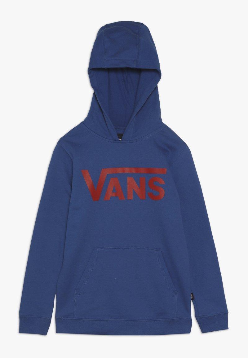 Vans - CLASSIC BOYS - Hoodie - true blue/racing red