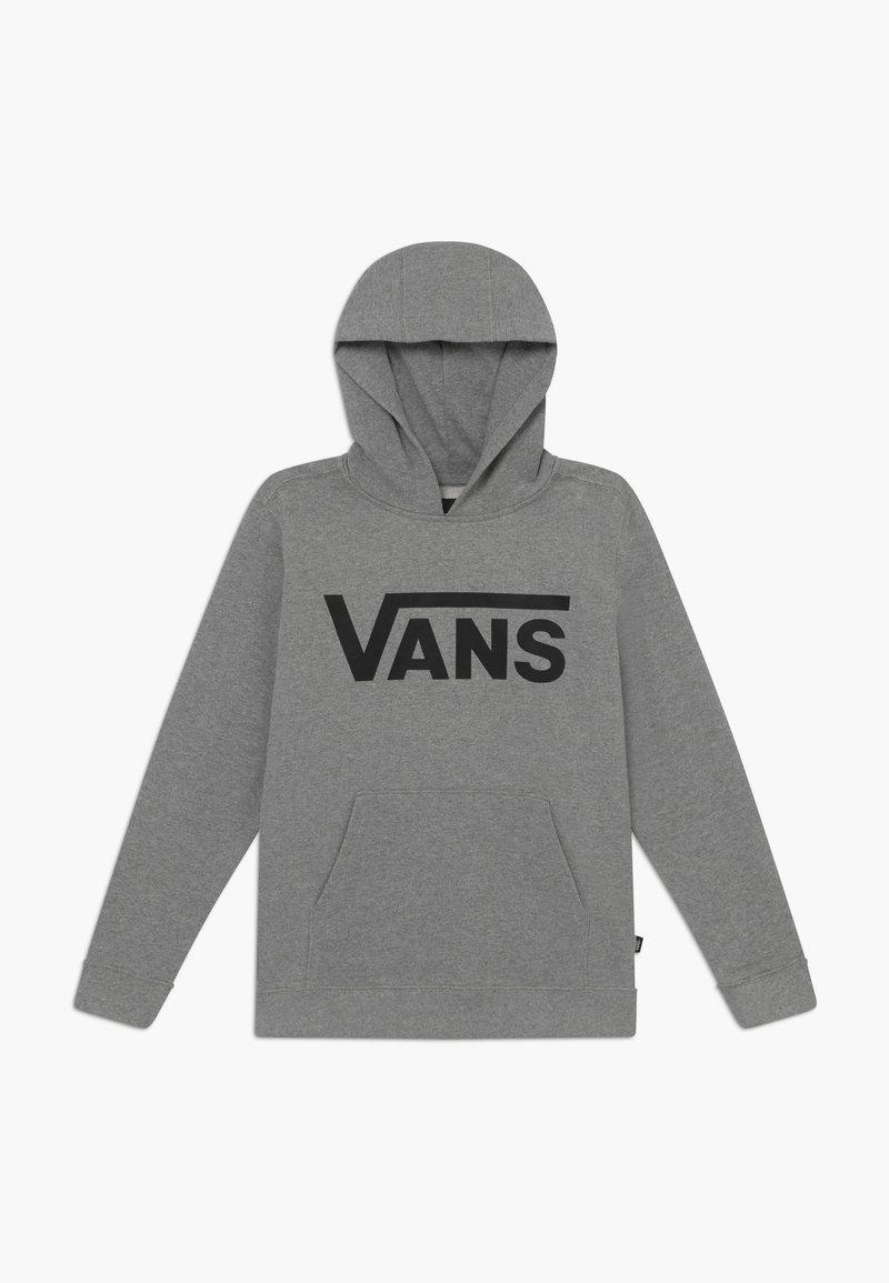 Vans - CLASSIC HOODIE BOYS - Felpa con cappuccio - cement heather
