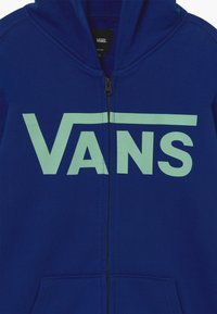 Vans - Zip-up hoodie - sodalite blue/dusty jade green - 3