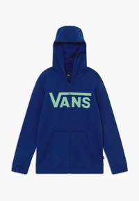 Vans - Zip-up hoodie - sodalite blue/dusty jade green - 0