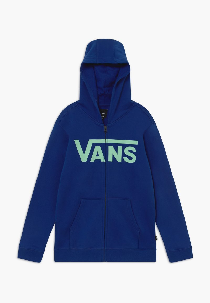 Vans - Zip-up hoodie - sodalite blue/dusty jade green