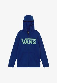 Vans - Zip-up hoodie - sodalite blue/dusty jade green - 2