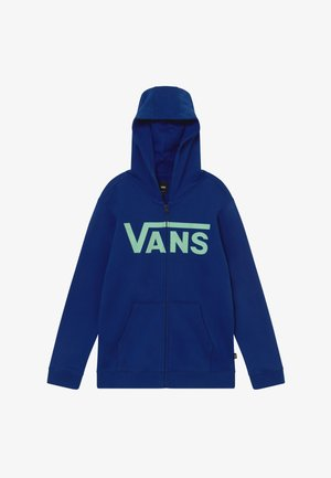 CLASSIC ZIP HOODIE BOYS - Zip-up hoodie - sodalite blue/dusty jade green