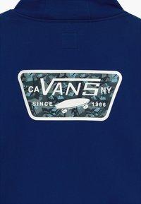 Vans - BOYS - Felpa con cappuccio - sodalite blue - 3