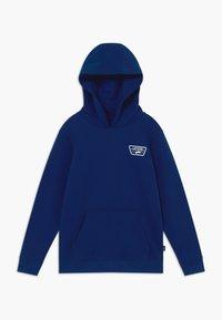 Vans - BOYS - Felpa con cappuccio - sodalite blue - 0
