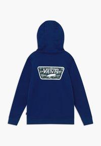 Vans - BOYS - Felpa con cappuccio - sodalite blue - 1