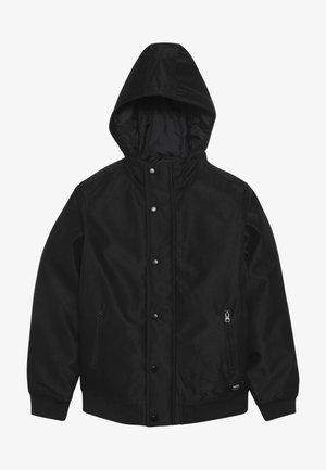 WELLS MTE BOYS - Zimní bunda - black