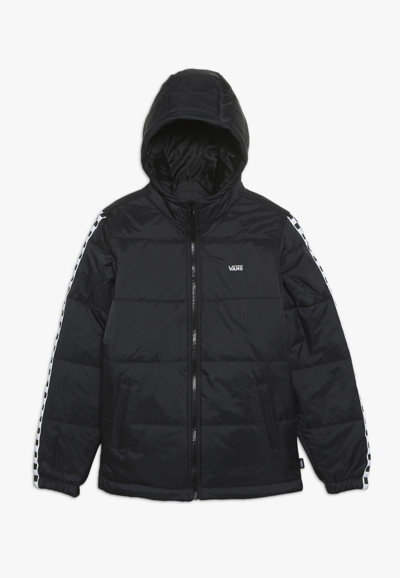 Vans - WOODRIDGE BOYS - Light jacket - black