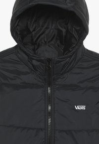 Vans - WOODRIDGE BOYS - Giacca da mezza stagione - black - 4