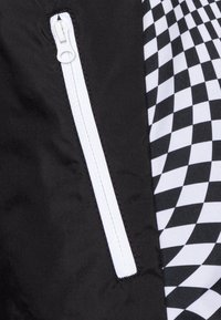 Vans - WARP CHECK BOYS - Light jacket - black - 2