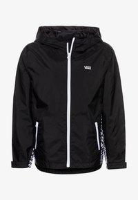 Vans - WARP CHECK BOYS - Light jacket - black - 0