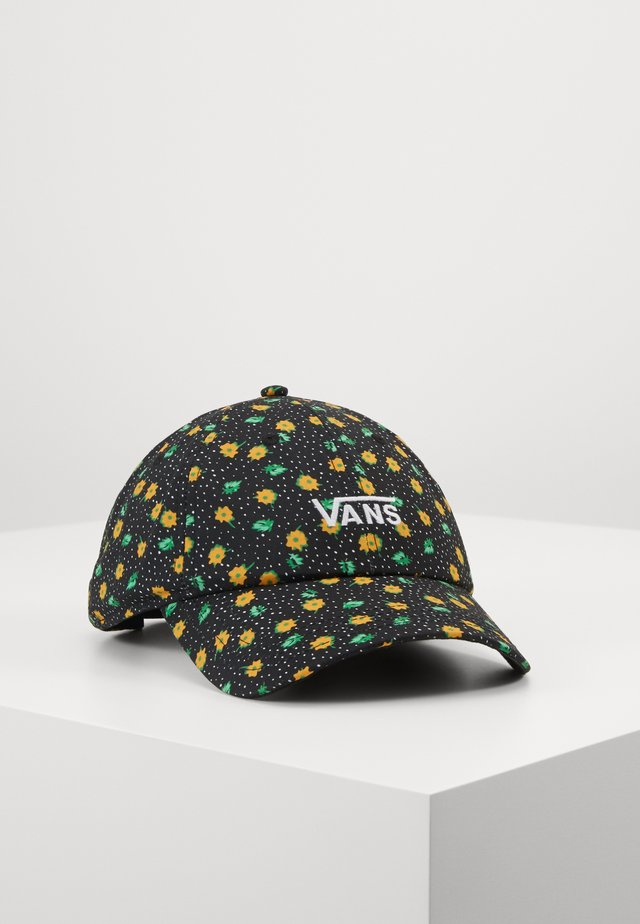 COURT SIDE PRINTED HAT - Caps - polka ditsy