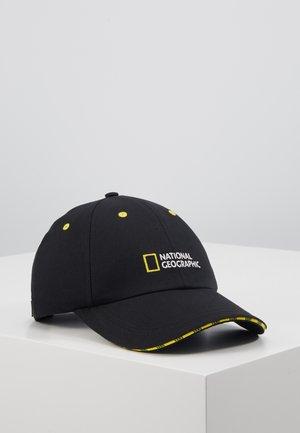 NAT GEO HAT - Kšiltovka - black
