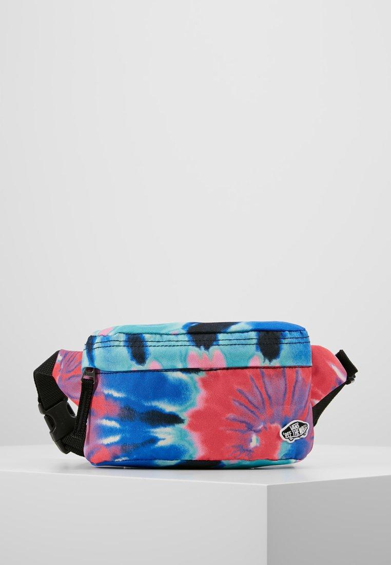 Vans - BURMA FANNY PACK - Bum bag - red/blue/black