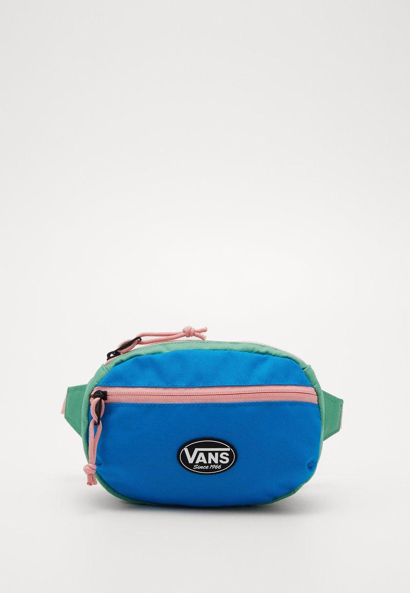 Vans - RAMP TESTED FANNY - Bum bag - indigo bunting