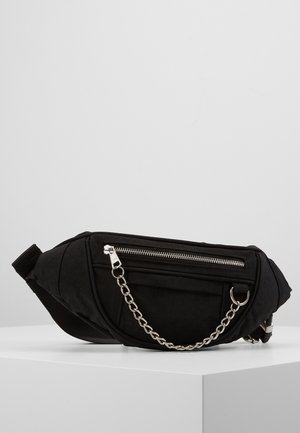 SANDY FANNY - Bum bag - black