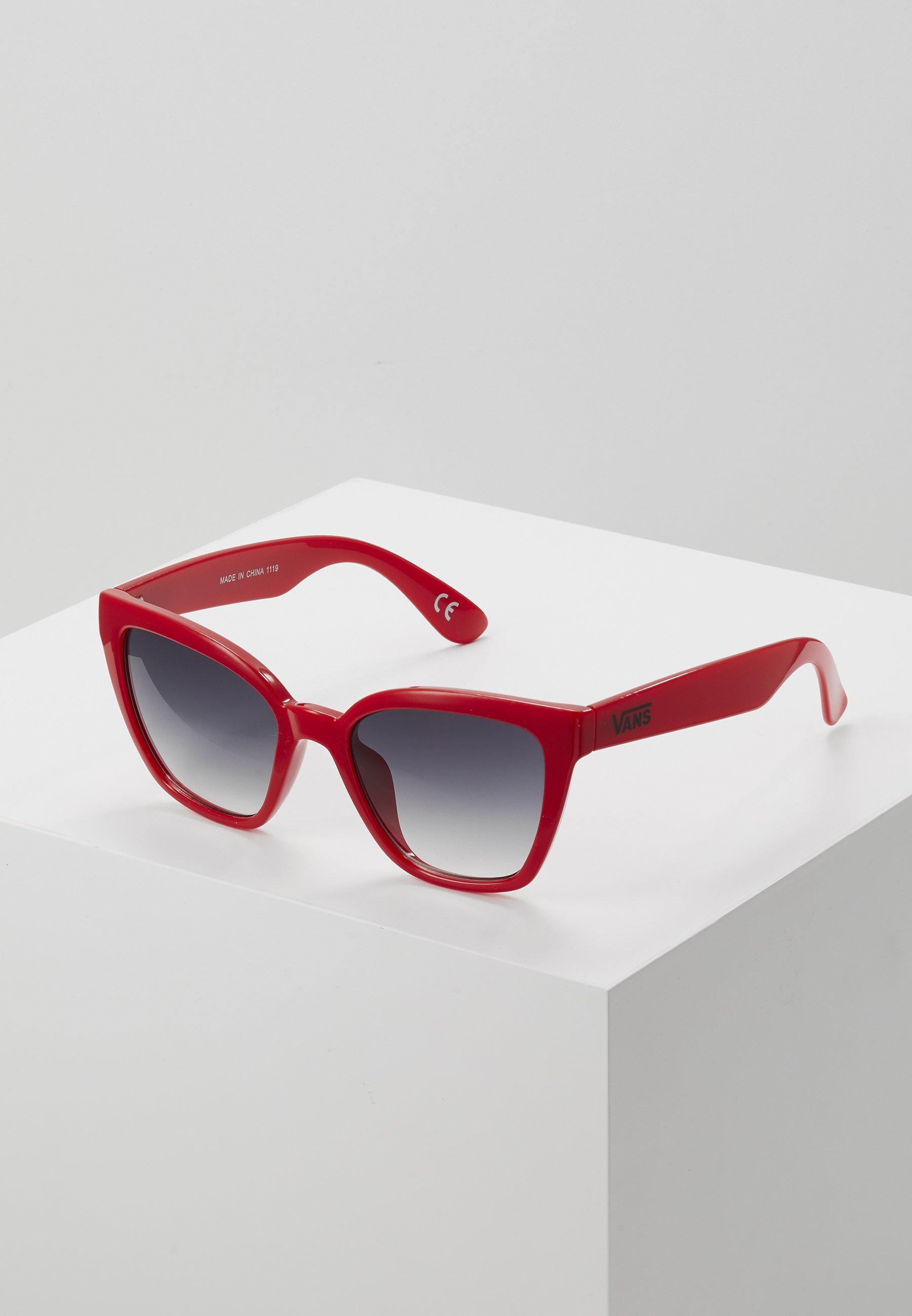 Vans HIP CAT SUNGLASSES - Sunglasses - goji berry