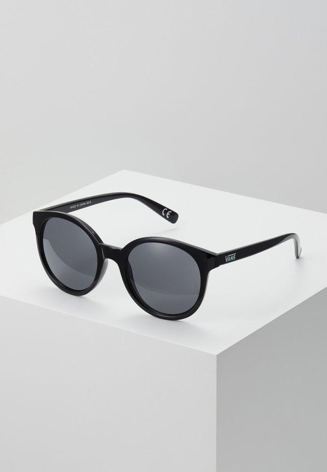 RISE AND SHINE SUNGLASSES - Solglasögon - black