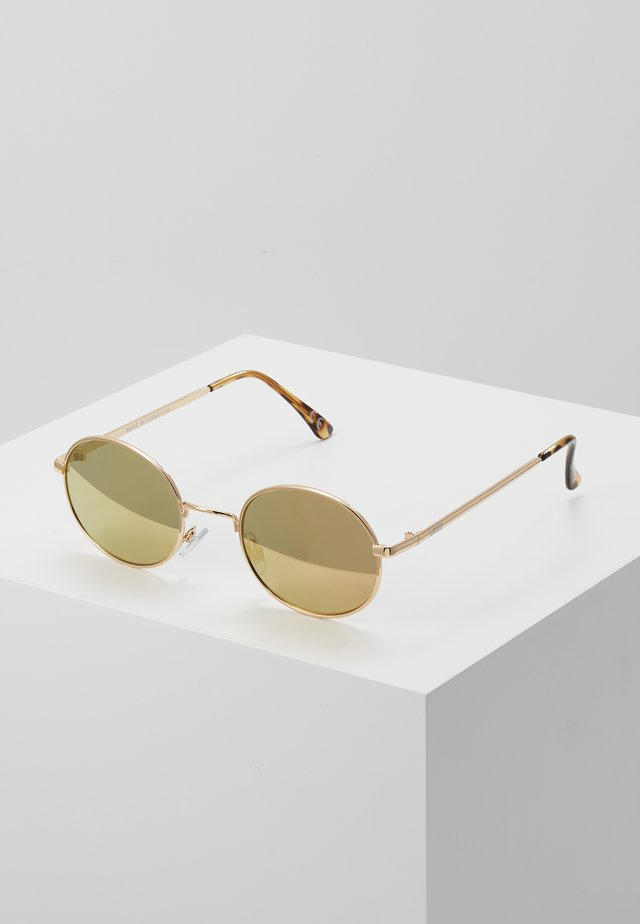 CRUISING SUNGLASSES - Solglasögon - gold-coloured