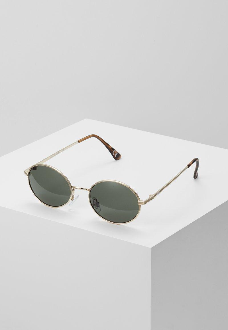 Vans - SUNGLASSES - Sonnenbrille - gold/green