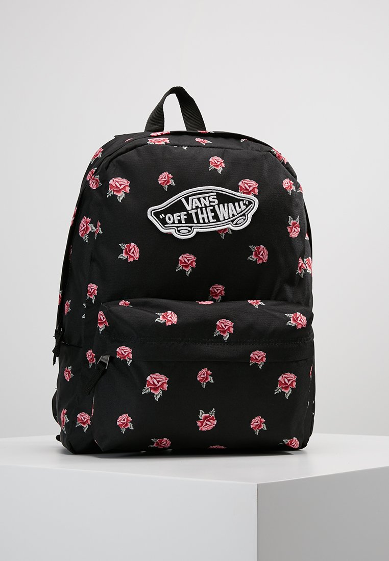 Vans - REALM BACKPACK - Mochila - black