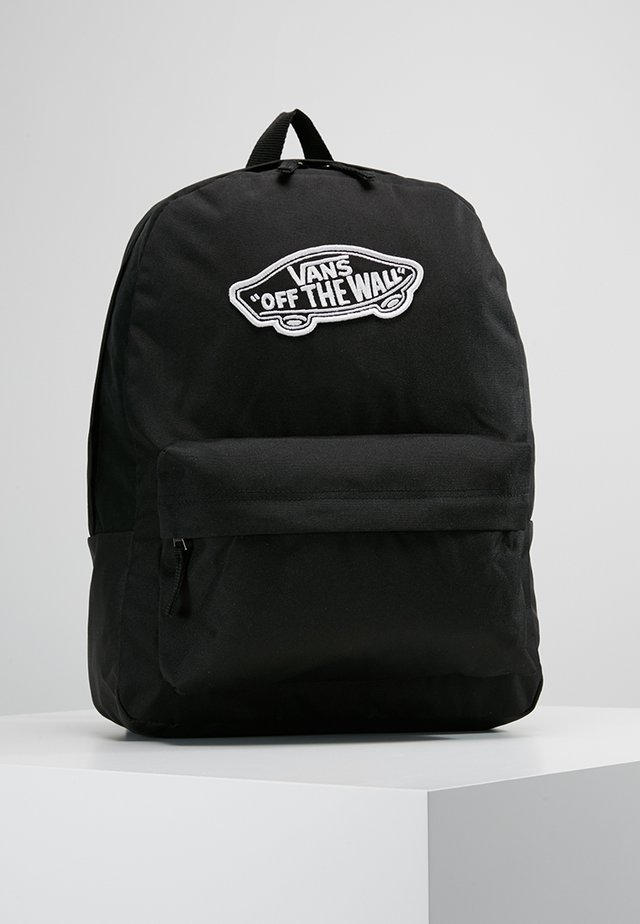 REALM BACKPACK - Reppu - black