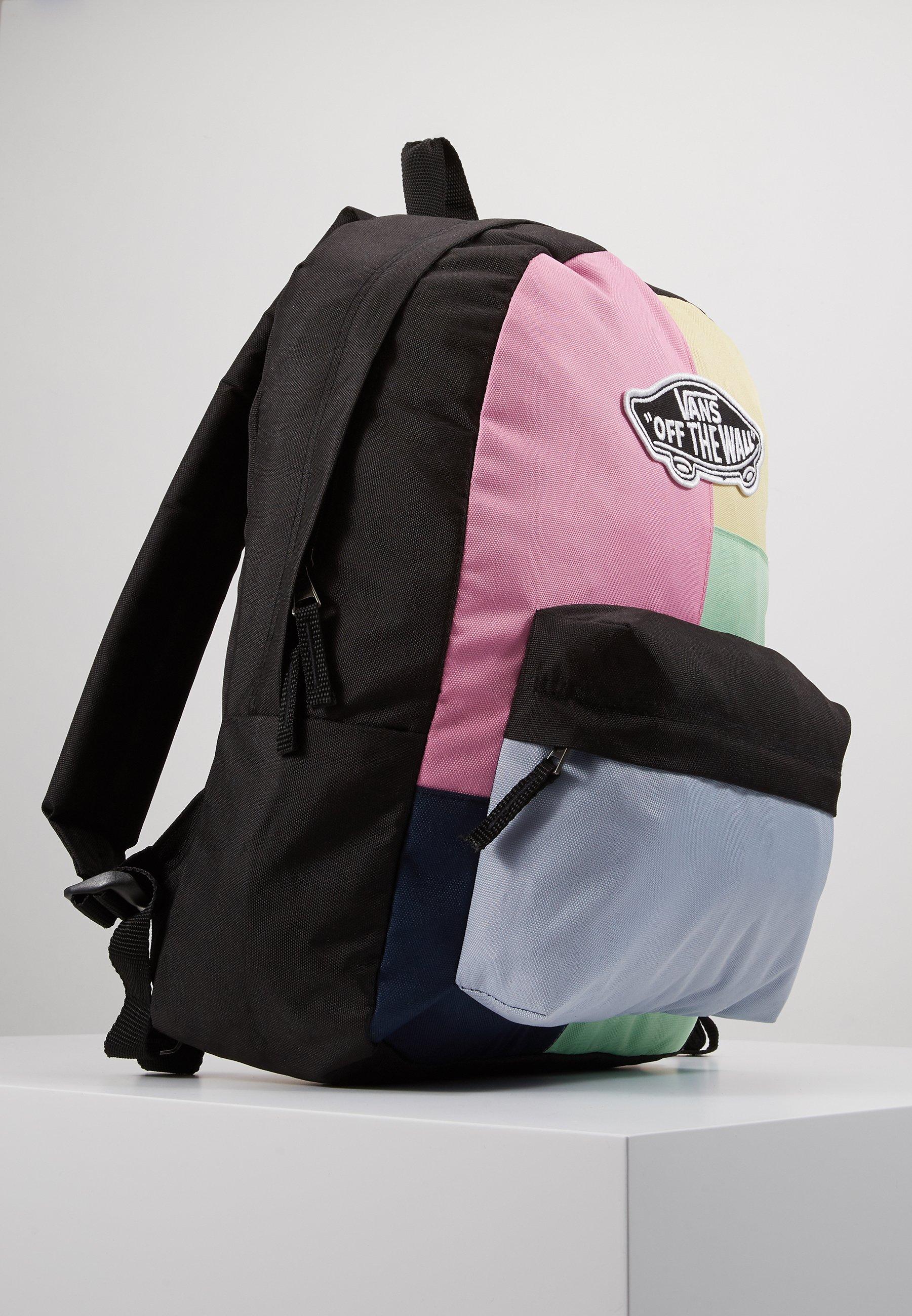 Vans Realm Backpack - Rugzak Checkwork WCeRdZr