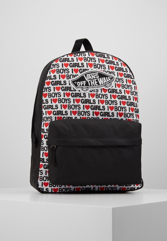 REALM BACKPACK - Rucksack - red
