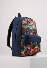Vans - REALM BACKPACK - Reppu - multi tropic dress blues - 3