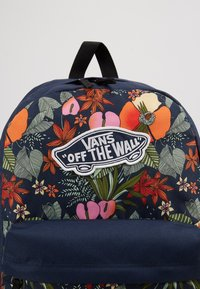 Vans - REALM BACKPACK - Reppu - multi tropic dress blues - 2