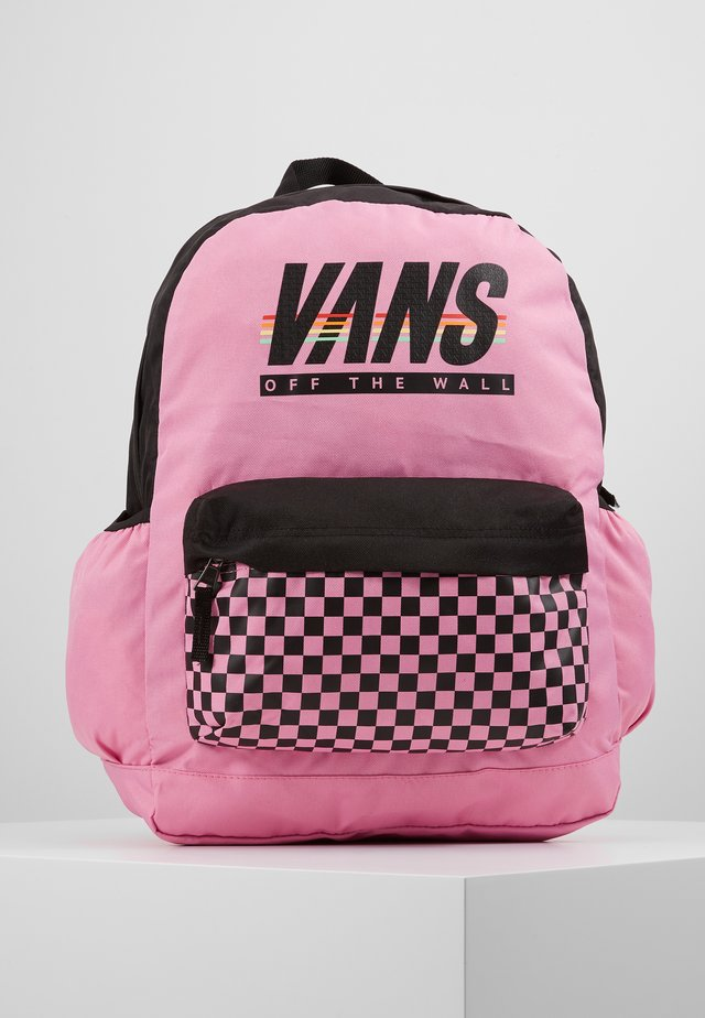 SPORTY REALM PLUS BACKPACK - Rucksack - fuchsia pink