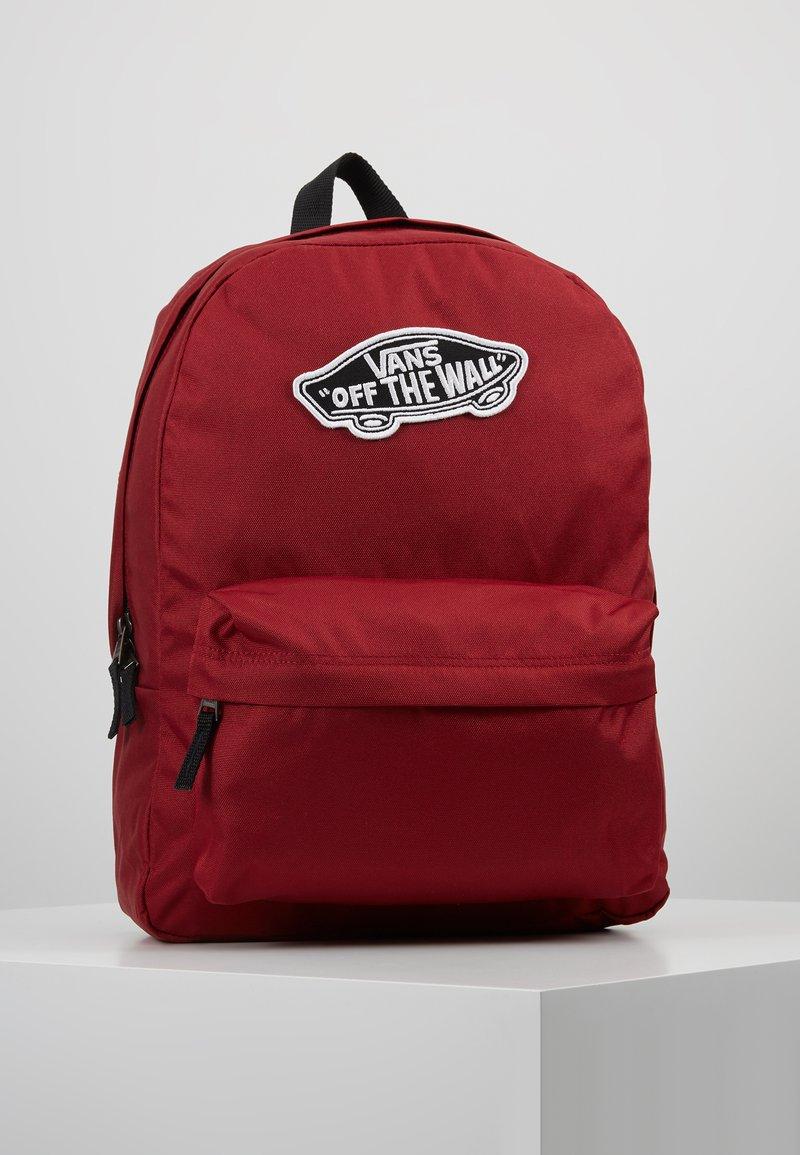 Vans - REALM BACKPACK - Batoh - biking red