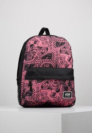 REALM CLASSIC BACKPACK - Mochila - azalea pink