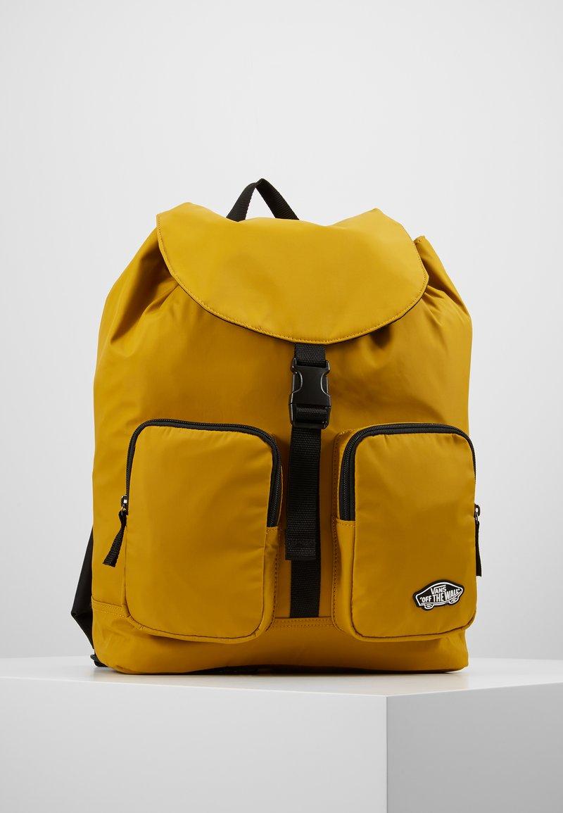 Vans - GEOMANCER II BACKPACK - Plecak - golden palm