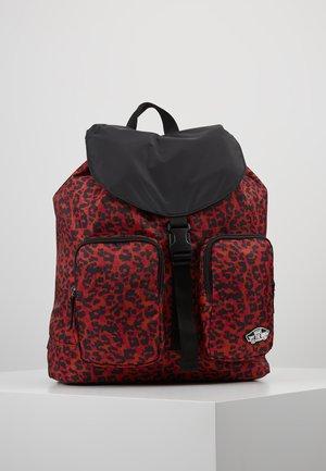 GEOMANCER BACKPACK - Ryggsäck - wild leopard
